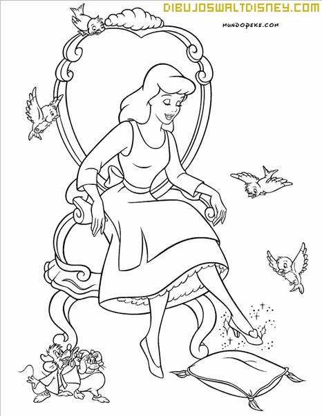 La Más Bella De Las Princesas Dibujos Disney