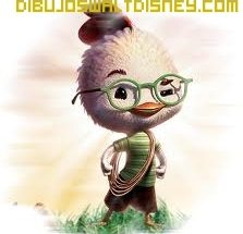 Dibujo Chicken Little