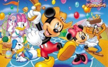 Dibujo La fiesta de Mickey