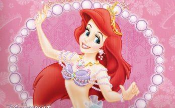 Dibujo Princesa Sirenita
