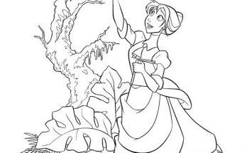 Dibujo Jane y Chita