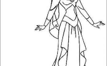 Dibujo Jasmine