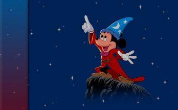 Dibujo Mickey mago