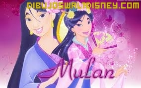 Dibujo Mulan