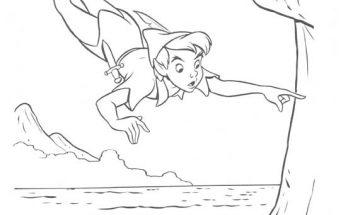 Dibujo Peter al rescate