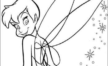 Dibujo La pequeña Campanilla