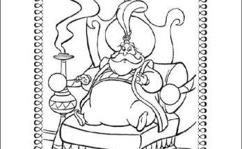 Dibujo El gran Sultán