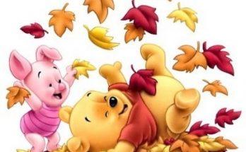 Dibujo Winnie y Piglet se divierten