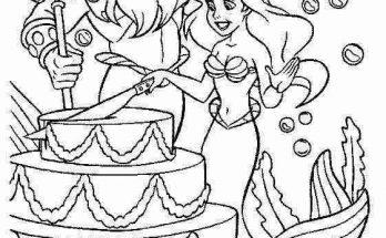Dibujo Ariel