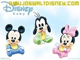 Dibujo Baby Disney