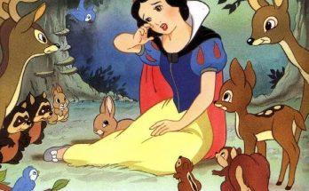 Dibujo Blancanieves