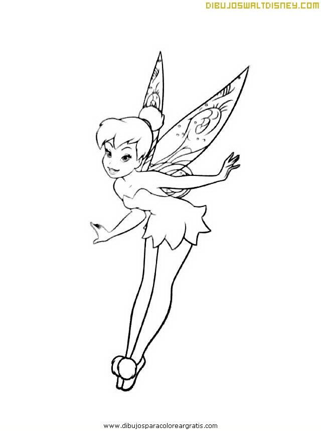 Hada Magica Campanilla Dibujos Disney