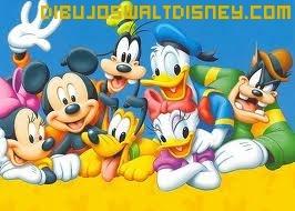 Dibujo Mickey