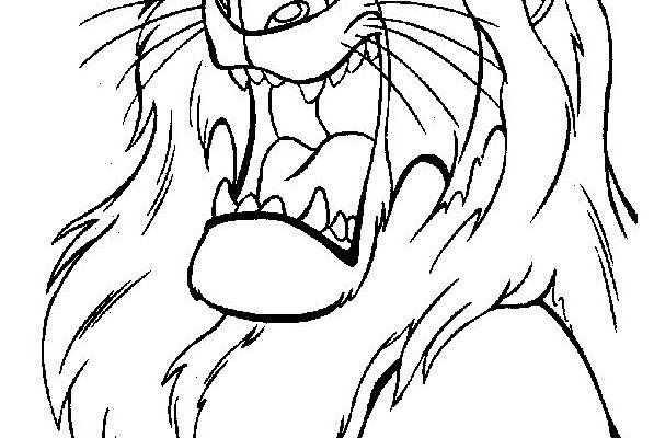 Rey De La Selva Dibujos Disney