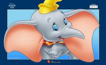 Dibujo Orejas de Dumbo