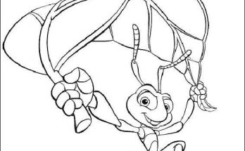 Dibujo Flick va volando