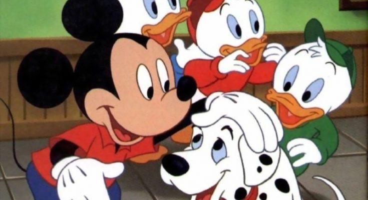 Dibujo Orejas Mickey