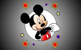 Dibujo Mickey para vosotros