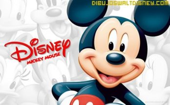 Dibujo Mickey Mouse