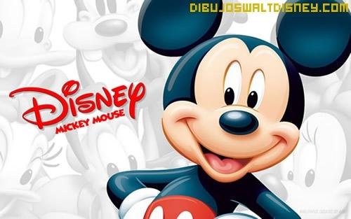Dibujo Mickey Mouse