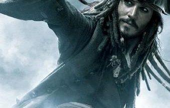 Dibujo Jack Sparrow
