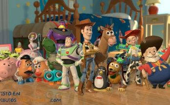 Dibujo Poster Toy Story