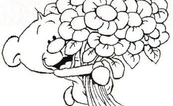 Dibujo Ramo de flores