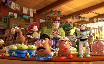 Dibujo Personajes Toy Story