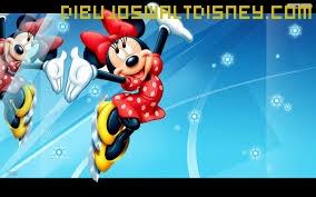 Dibujo Minni Mouse