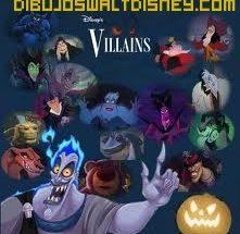 Dibujo Villanos