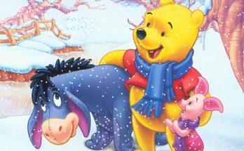 Dibujo Winnie de Pooh e Igor